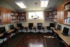 Education Center computer lab