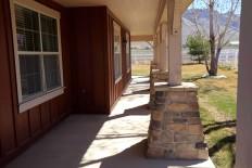 Oak Ridge wrap around porch