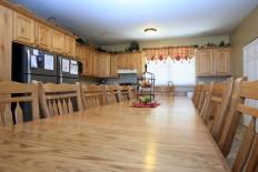 Oak Ridge kitchen