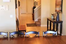 Cottonwood dining room and hallway