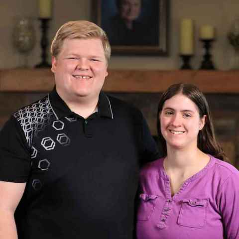 Martin and Rachel Stover